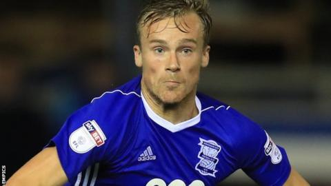 Kieftenbeld pens new deal at Birmingham