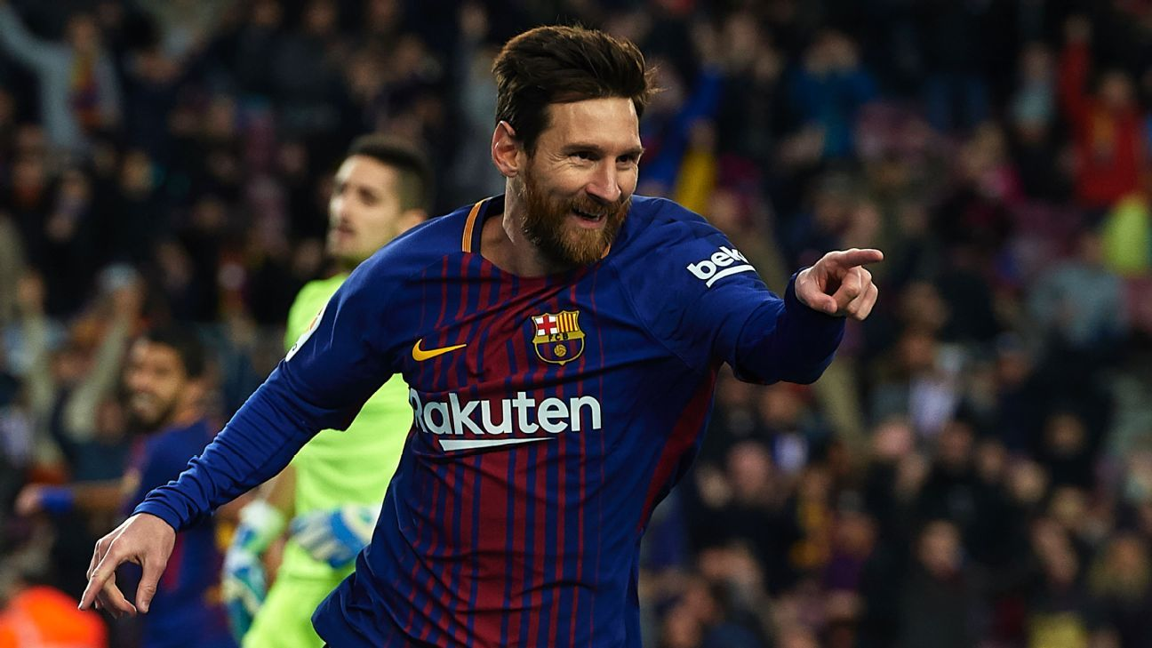 Barcelona defend payments made to Lionel Messi's charity