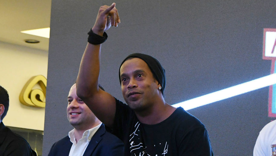 The Man, The Legend: Former Brazil Star Ronaldinho Officially Retires From Football at the Age of 37
