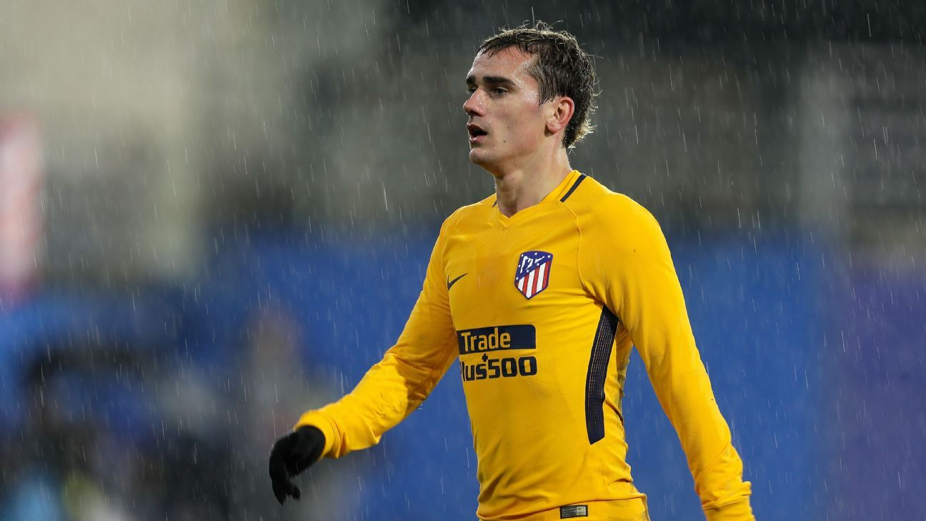Griezmann, Alexis, Cahill, Fellaini: Where will they be playing in February?
