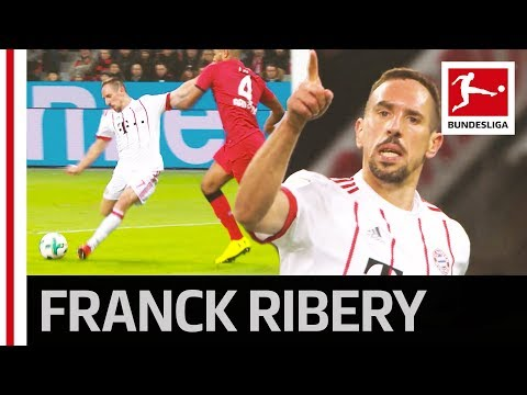 Rapid Counter-Attack - Ribery's Outstanding Goal