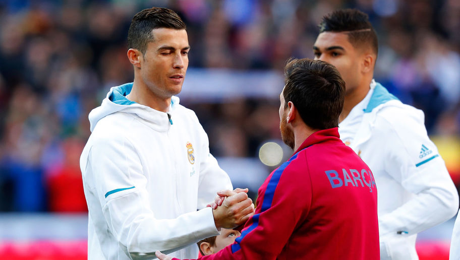 Espanyol Coach Quique Believes That Cristiano Ronaldo Cannot Be Compared to Lionel Messi