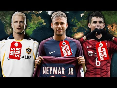 10 Transfers That CHANGED The World!
