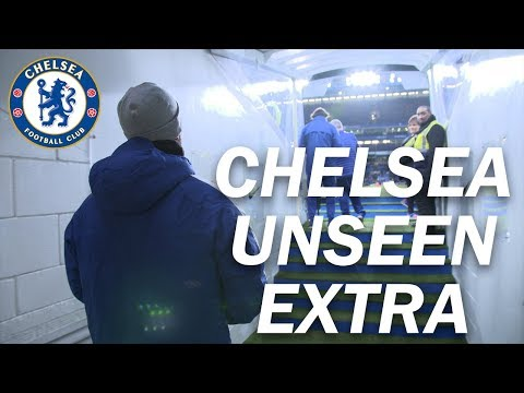 Caballero Heroics In Dramatic Penalty Shootout  | Tunnel Access | Chelsea vs Norwich