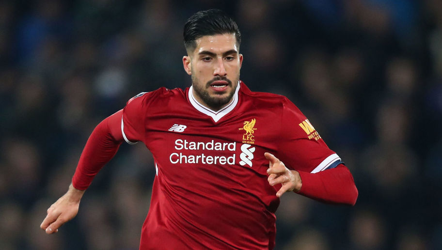 Juventus Confirm Interest in Liverpool's Emre Can After Player Insists Future Is Still Open