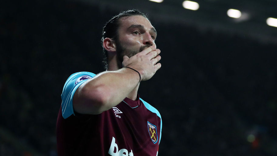 West Ham's Carroll Claims He's Unable to Train as Chelsea Links Hot Up But Scans Prove Otherwise