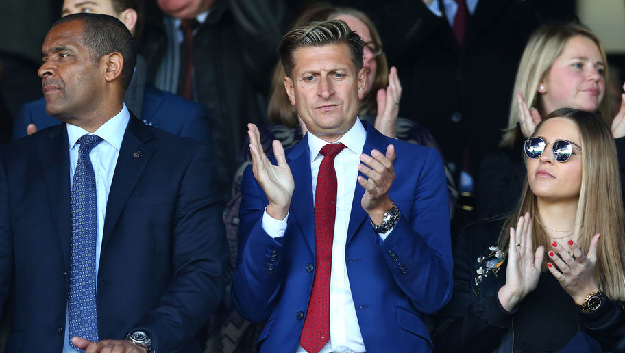 Crystal Palace Chief Claims That it 'Wouldn't Hurt' to Let Players Go Because of 'Tight' Wage Bill