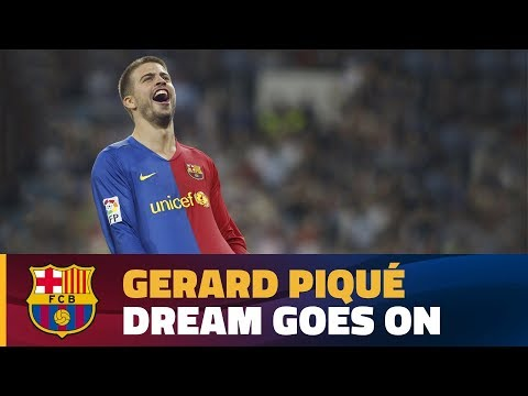 Gerard Piqué to continue providing moments like these