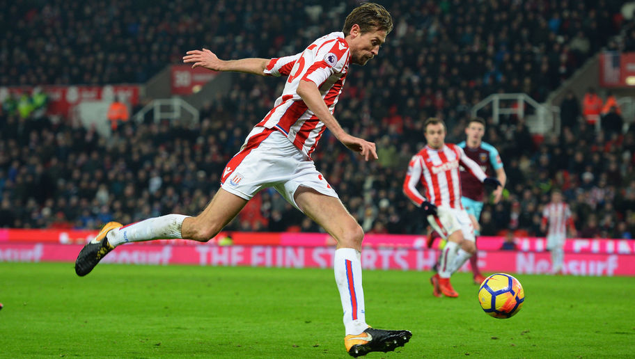 Chelsea Make Sensational Enquiry for Stoke City's 36-Year-Old Target Man Peter Crouch