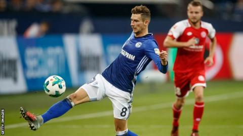 Leon Goretzka: Bayern Munich to sign Schalke midfielder