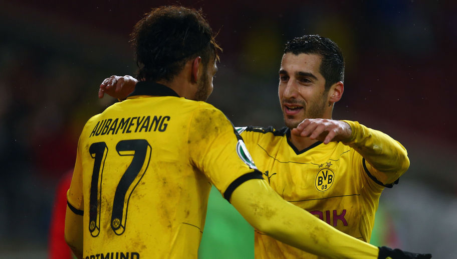 Arsenal Make Transfer Breakthrough as Gunners Agree Personal Terms With Aubameyang & Mkhitaryan