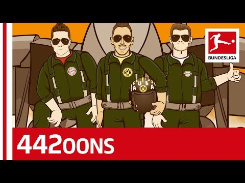 Top Gun Montage - Powered by 442oons
