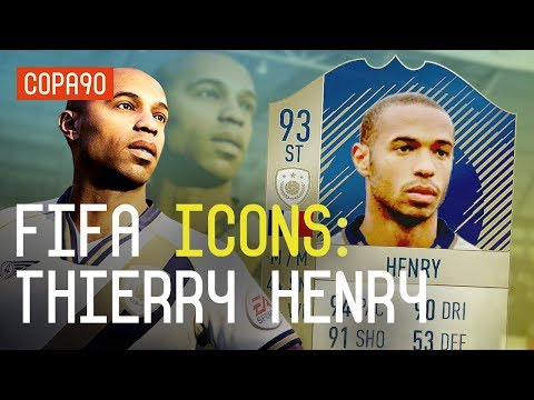Thierry Henry: The Best Premier League Striker Ever? | FIFA Icons Explained