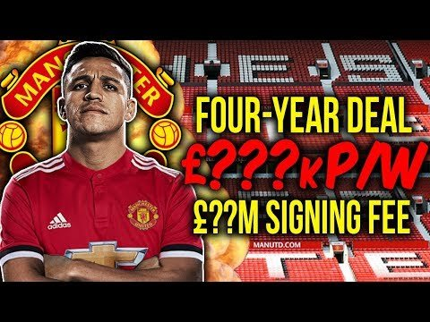 LEAKED: Alexis Sanchez's Manchester United Contract Details! | #VFN