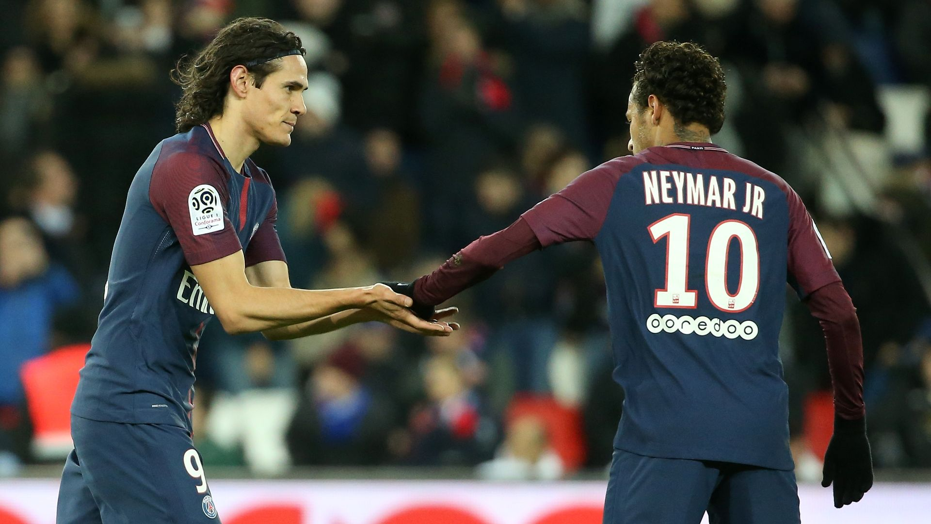 Neymar again out of PSG squad with pain