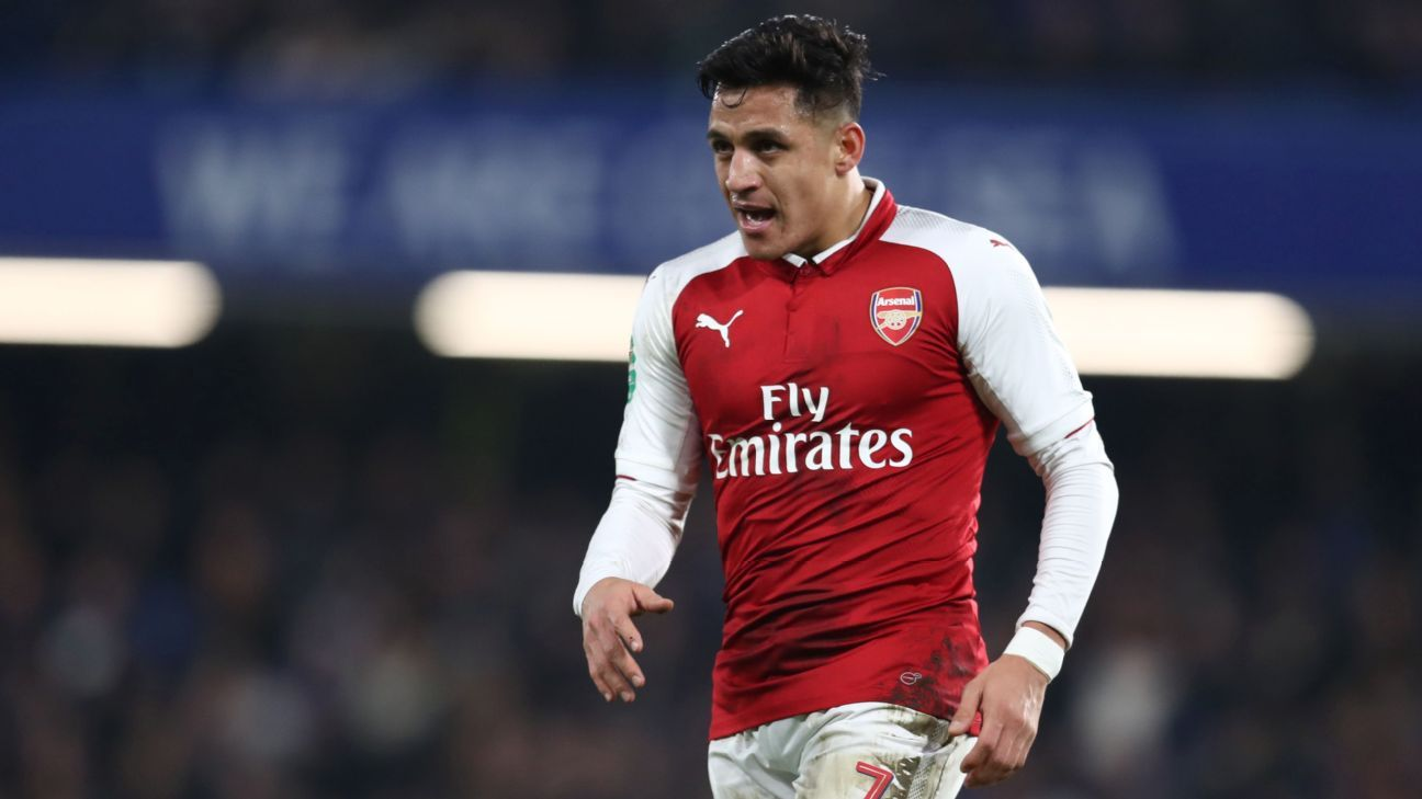 Arsenal's Alexis Sanchez to undergo Manchester United medical - sources