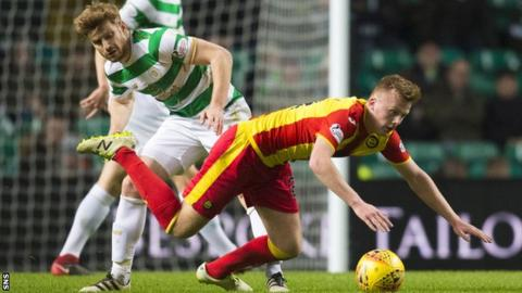 Holders Celtic draw Partick in Scottish Cup fifth round