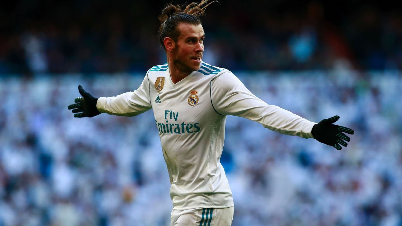Real Madrid's Gareth Bale happy to hear cheers instead of whistles from fans