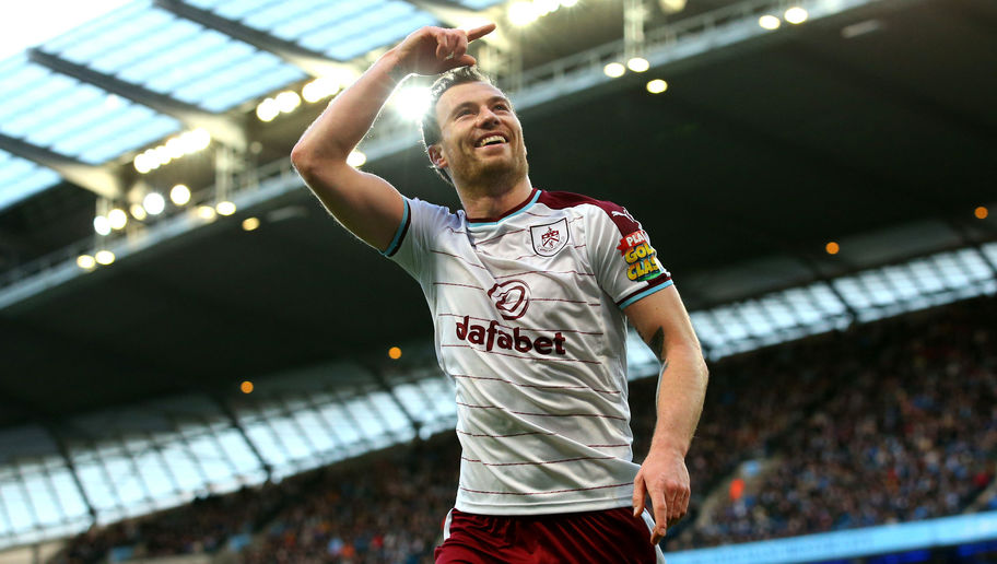 Chelsea Reportedly Extend Target-Man Search to Burnley Striker Ashley Barnes