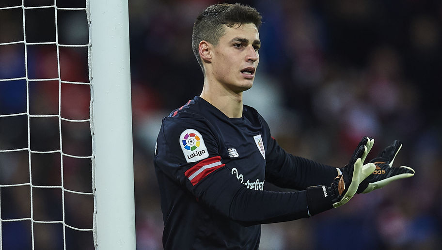 Kepa Ready to Pen New Deal With Athletic Bilbao After Growing Tired of Waiting for Real Madrid