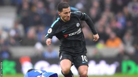 Chelsea do not need to buy a striker - Hazard