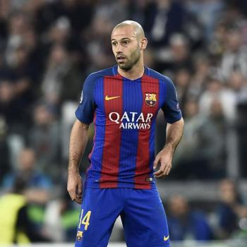 HEBEI FORTUNE about to welcome Barça icon MASCHERANO