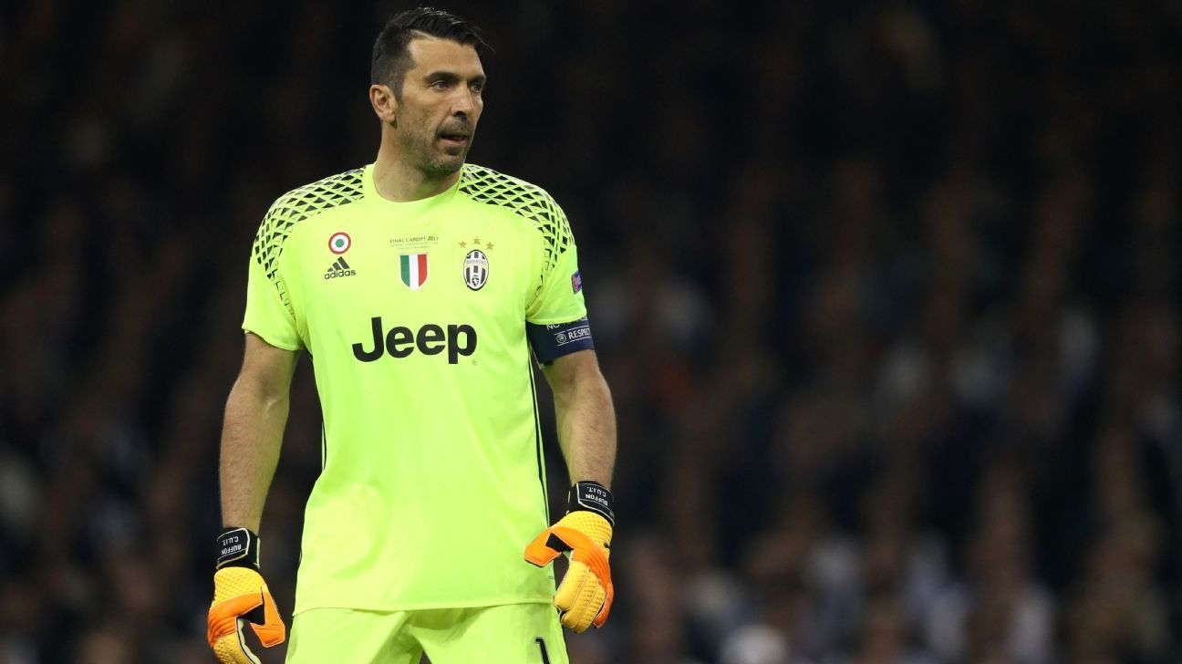 Gianluigi Buffon unable to equal Serie A appearances record this season