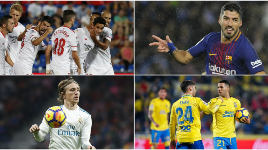 LaLiga Santander Matchday 20 in Numbers