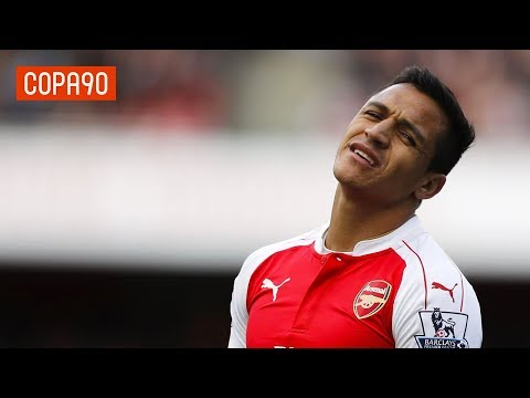 Arsenal Fans' Bitter Farewell To Alexis As He Joins Man Utd