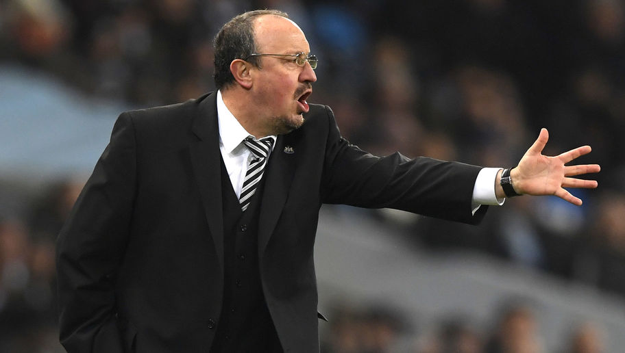 Newcastle Struggling to Secure Striker Deal Despite Benitez Handing in 4 Man Wish-List
