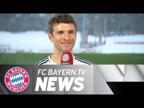 "Thomas Müller: ""Still areas to work on"""