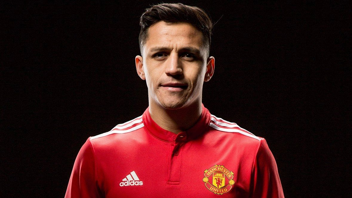 Alexis Sanchez aims parting shot at former Arsenal players