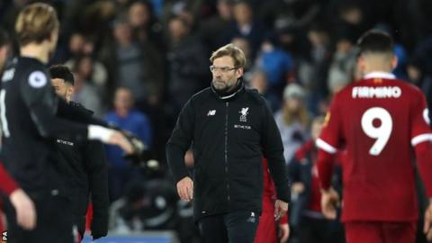 Jurgen Klopp: Liverpool boss apologises after reacting to fan at Swansea