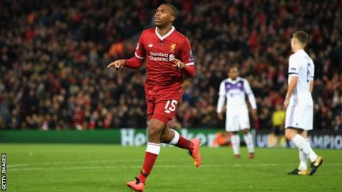 Daniel Sturridge: Inter Milan make loan move for Liverpool striker