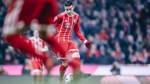 James and the forgotten art of long balls The attacker's eviable talents include an underappreciated yet highly effective weapon for Bayern. vor 2 Stunden