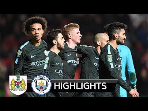 Bristol City vs Manchester City 2-3 - All Goals & Extended Highlights - 23/01/2018 HD