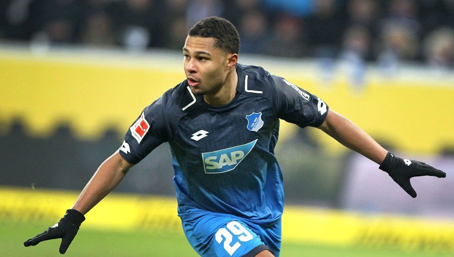 Serge Gnabry Set for Bayern First Team Integration When Hoffenheim Loan Ends