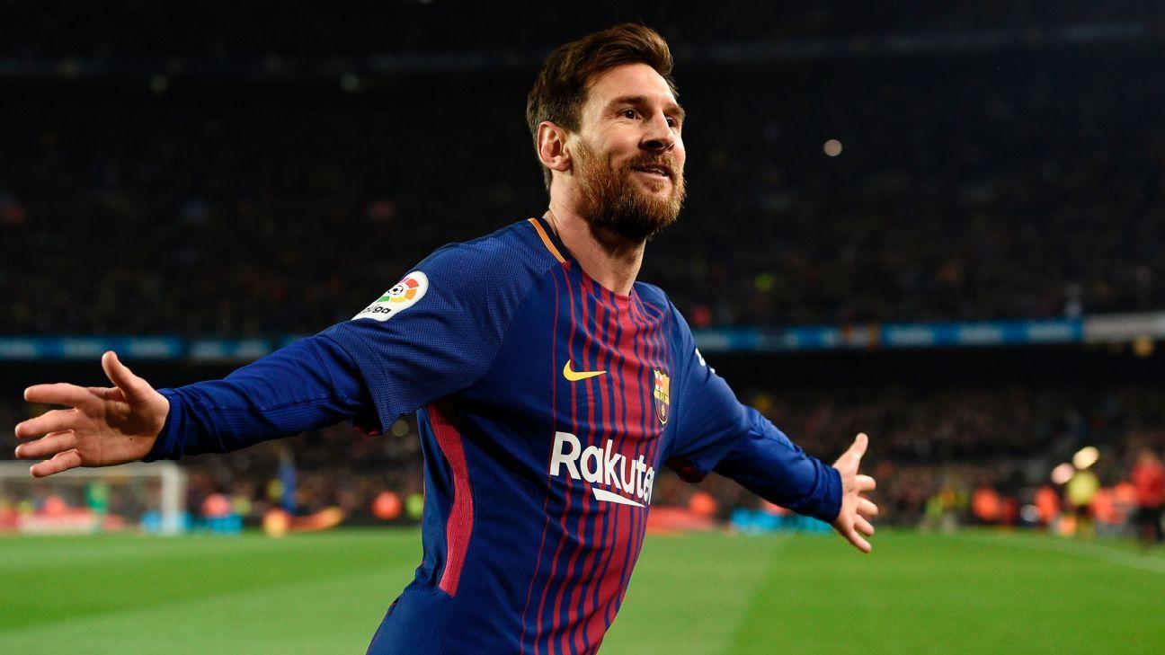 Messi jure fidélité au Barça