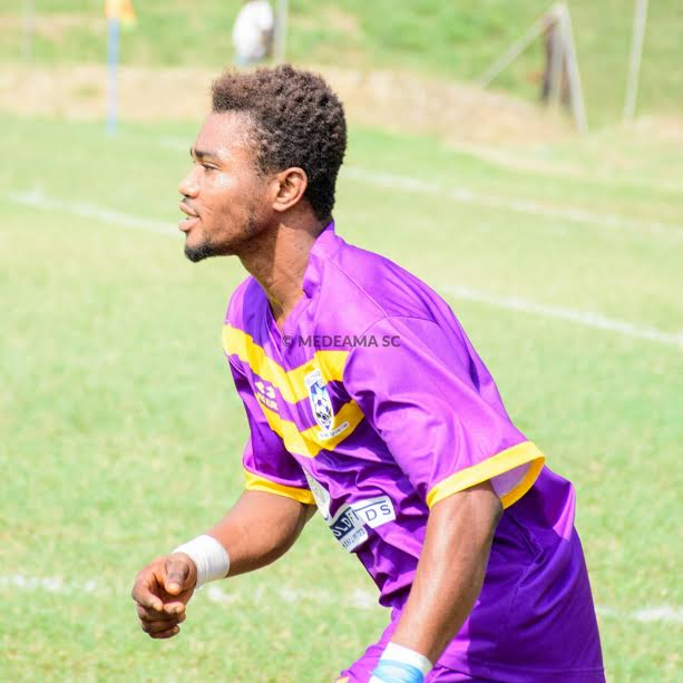 Medeama whizkid Godfred Nyarko bids time for breakthrough