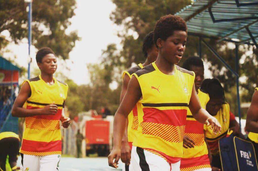 Midfielder Ernestina Abambilla appreciates massive support for Black Princesses in World Cup qualification