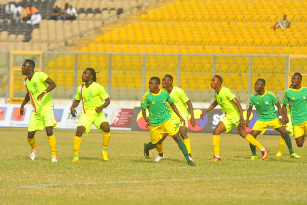 GHALCA G8 Match Report: Aduana Stars 3-1 Eleven Wonders- League champions ease into semis