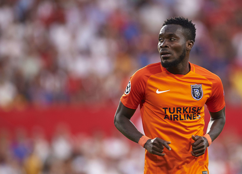 VIDEO: Jospeh Attamah scores as Istanbul Basaksehir clobber Agyemang Badu\'s Bursaspor in Super Lig