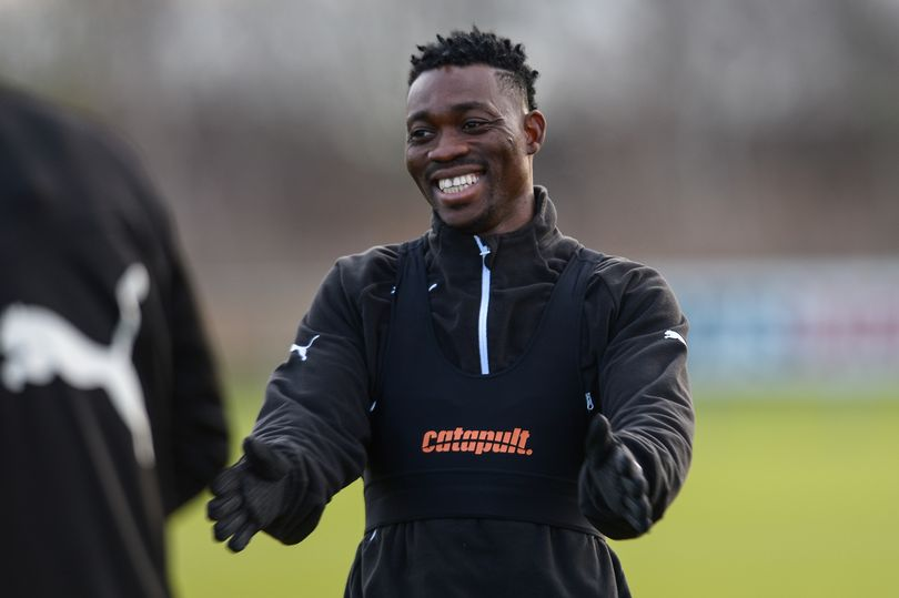 Christian Atsu reveals he delayed surgery until Newcastle retained Premier League status