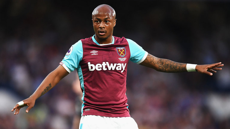 Swansea City must break transfer record to sign Andre Ayew from West Ham