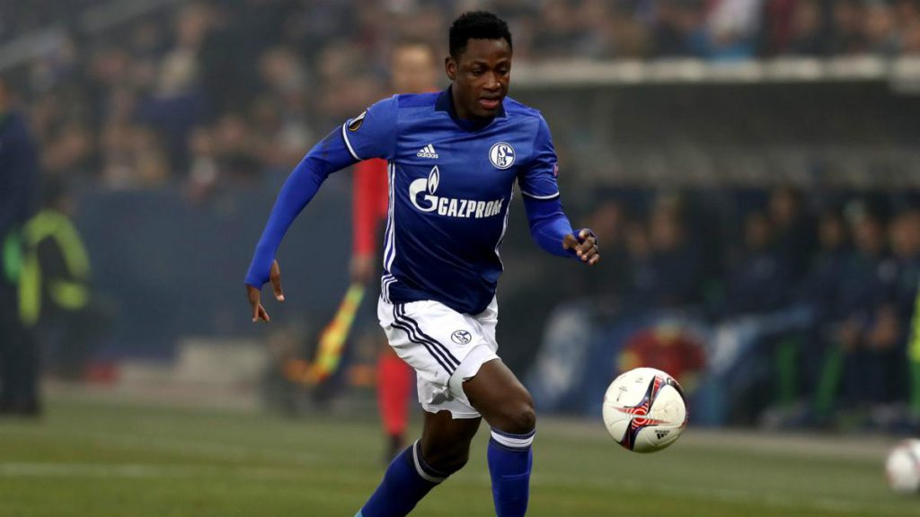 Schalke 04 stars Embolo and Stambouli excited over Baba Rahman return