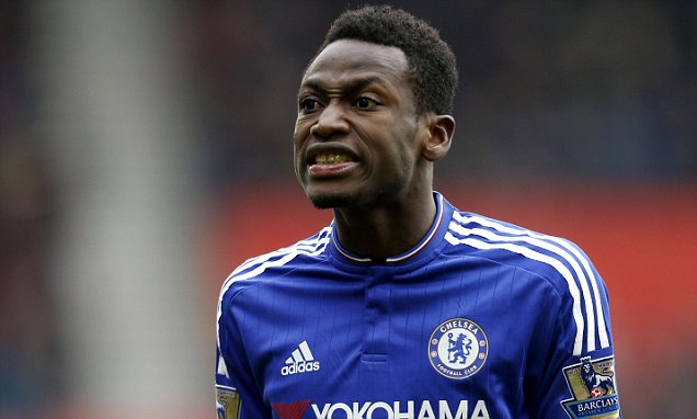 Schalke officials in London to finalise Baba Rahman loan deal from Chelsea