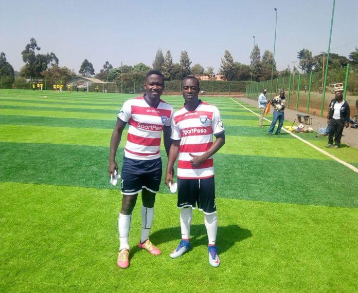 Ghanaian striker Eric Bekoe hits hat-trick on AFC Leopards debut