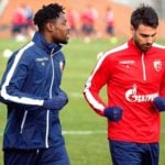 Richmond Boakye hints at Red Star Belgrade stay after return from winter break