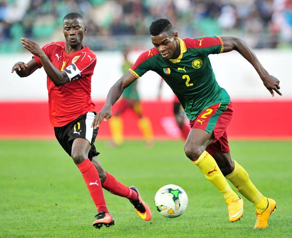 CHAN 2018 Match Report: Cameroon 0-1 Angola- Indomitable Lions facing early exit after second straight defeat