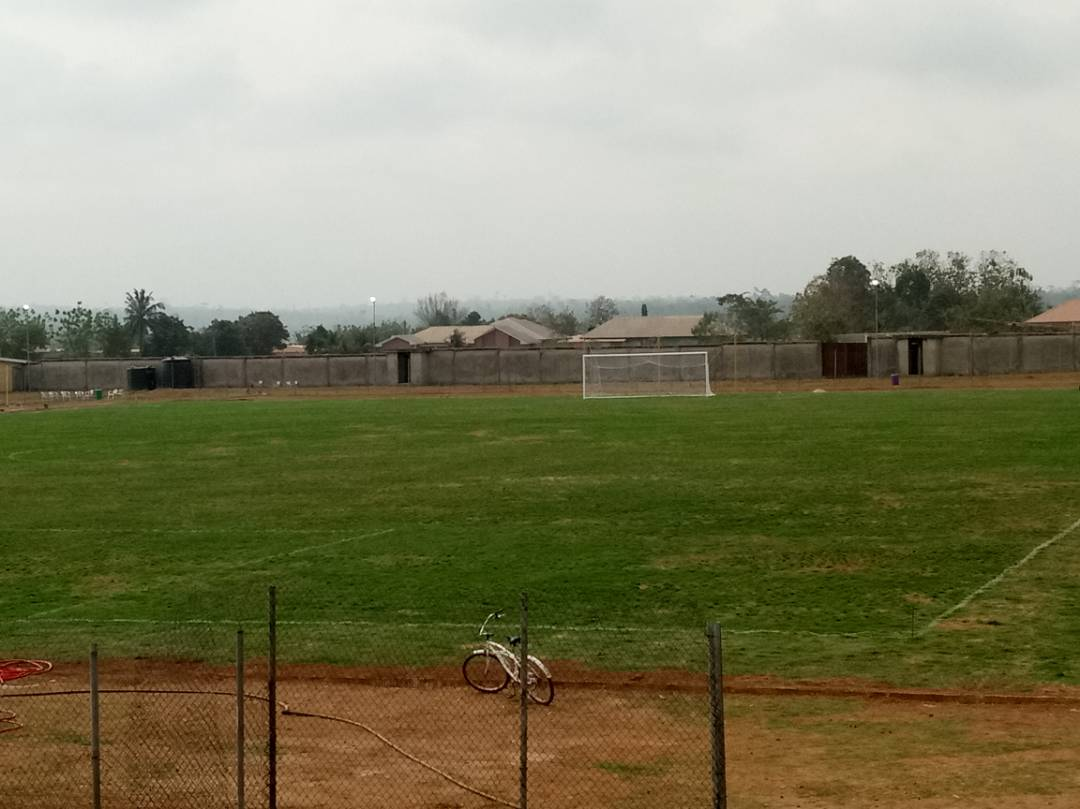 Aduana Stars home ground temporarily closed down